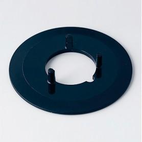 A7331000 / Disco 31 SIN línea - ABS (UL 94 HB) - black RAL 9005
