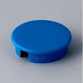A4120006 / Tapa de botón 20 SIN línea - ABS (UL 94 HB) - light blue RAL 5012