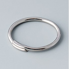 A9164001 / Llavero - Steel - nickel plated - 20,5mm