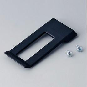 A9172109 / Clip de cinturón-bolsillo - ABS (UL 94 HB) - black RAL 9005 - 62x30mm