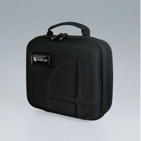 K0300B22 / Maletín 320 con juego de insertos de espuma - black - 294x240x107mm