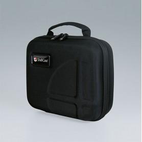 K0300B23 / Maletín 320 con compartimento y divisores - black - 294x240x107mm