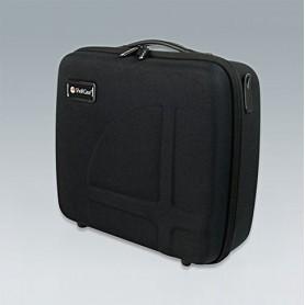 K0300B42 / Maletín 340 con juego de insertos de espuma - black - 410x365x150mm