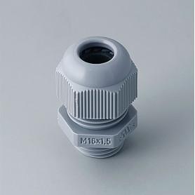 C2316418 / Prensaestopas M16x1.5 - PA - silver grey RAL 7001 - IP 68