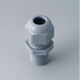 C2316618 / Prensaestopas M16x1.5 - PA - silver grey RAL 7001 - IP 68