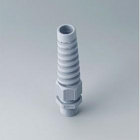 C2320528 / Prensaestopas M20x1.5 con protección contra flexiones - PA - silver grey RAL 7001 - IP 68
