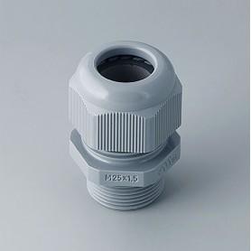 C2325418 / Prensaestopas M25x1.5 - PA - silver grey RAL 7001 - IP 68