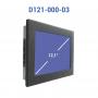 """DXXX-000-03 / Monitores industriales con panel frontal de aluminio. Opcion pantalla táctil resistiva/capacitiva (6,5"""" a 24"""")"""