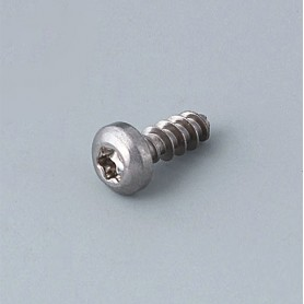 A0308132 / Tornillo autorroscante 3 x 8 mm (T10) - Acero inoxidable