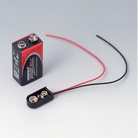 A9156002 / Contacto con enchufe: 1 x 9 V (PP3)