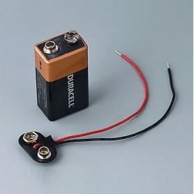 A9193002 / Contacto con enchufe: 1 x 9 V (PP3)