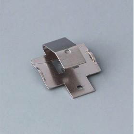 A9193006 / Clips de batería: contacto individual - Acero - nickel-plated