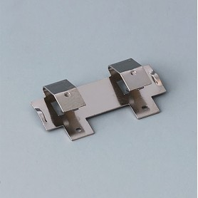 A9193008 / Clips de batería: doble contacto - CuBe - nickel-plated