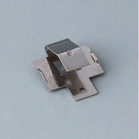A9193009 / Clips de batería: contacto individual - CuBe - nickel-plated