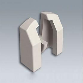 A9193033 / Dispositivo de protección de inversión de polaridad: terminal positivo - ABS (UL 94 HB) - off-white RAL 9002
