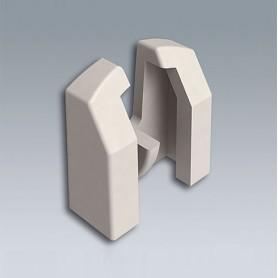A9193034 / Dispositivo de protección de inversión de polaridad: terminal positivo - ABS (UL 94 HB) - off-white RAL 9002