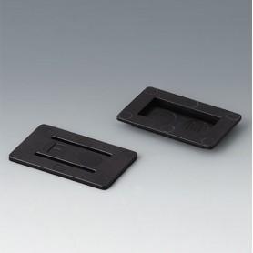 A9193042 / Placas de montaje para contactos - ABS (UL 94 HB) - black RAL 9005