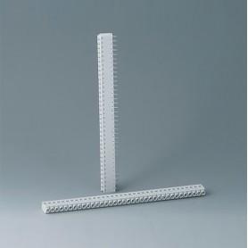 B6600111 / Bloque de terminales: bloque 5.0 - PA 68 (UL 94 V-0) - light grey