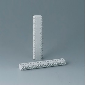 B6604111 / Bloque de terminales: bloque 5.0 - PA 68 (UL 94 V-0)