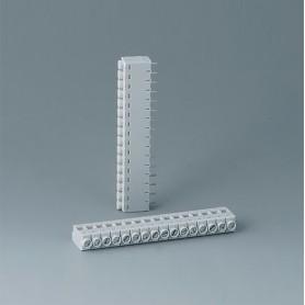 B6606111 / Bloque de terminales: bloque 5.0 - PA 68 (UL 94 V-0)