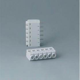 B6607111 / Bloque de terminales: bloque 5.0 - PA 68 (UL 94 V-0)