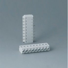 B6608111 / Bloque de terminales: bloque 5.0 - PA 68 (UL 94 V-0)