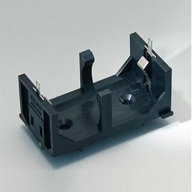 A9303210 / Soporte para batería: 1 x C - PA - black RAL 9005