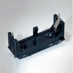 A9303310 / Soporte para batería: 1 x AA - PA - black RAL 9005