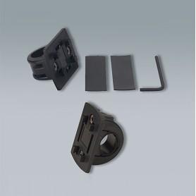 A9220039 / Dispositivo de sujeción: bicicleta - PC - black - 38x57x42mm