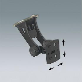 A9220059 / Dispositivo de sujeción: asegurado con ventosa - black - 133x70x70mm