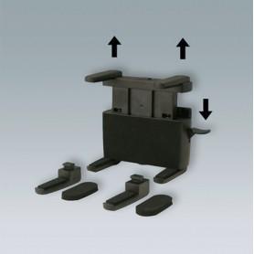 A9220079 / Pinza sin elemento de sujeción - black - 120x97x67mm