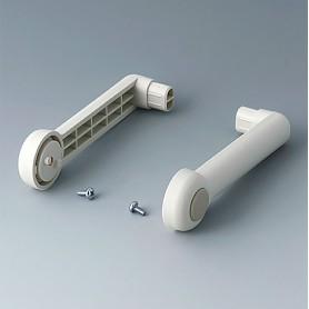 A9300016 / ASA: Kit de brazo lateral - PA 6 - off-white RAL 9002
