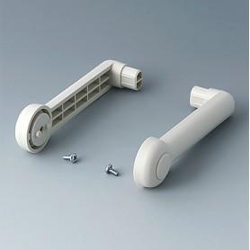 A9300017 / ASA: Kit de brazo lateral - PA 6 - off-white RAL 9002