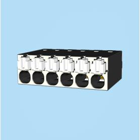 BC0188-02XXL / Screwless PCB terminal block Cage Clamp - 2.50 mm