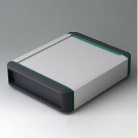 B3407011 / SMART-TERMINAL 160 - Aluminio AlMgSi 0,5 - matt anodised - 202x170x50mm - IP 54