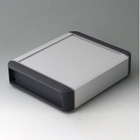 B3407012 / SMART-TERMINAL 160 - Aluminio AlMgSi 0,5 - matt anodised - 202x170x50mm - IP 54