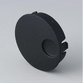 B8633109 / Tapa 33 con ranura para dedo - PA 6 - nero