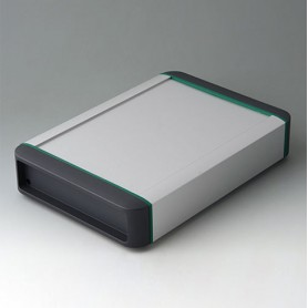 B3407021 / SMART-TERMINAL 200 - Aluminio AlMgSi 0,5 - matt anodised - 242x170x50mm - IP 54