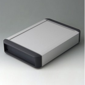 B3407022 / SMART-TERMINAL 200 - Aluminio AlMgSi 0,5 - matt anodised - 242x170x50mm - IP 54