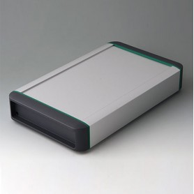 B3407031 / SMART-TERMINAL 240 - Aluminio AlMgSi 0,5 - matt anodised - 282x170x50mm - IP 54