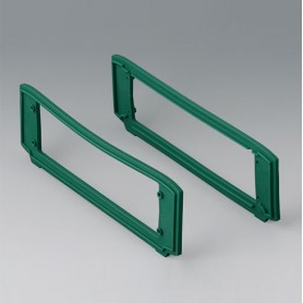 B3507016 / Juego de sellos de diseño en verde - TPV 50A - verde