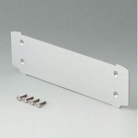 B3507025 / Placa de aluminio - Aluminio - matt anodised