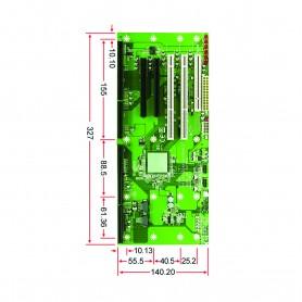 PBPE-06A364 / Backplanes PICMG1.3 Server grade
