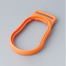 B9002303 / Anillo intermedio DS - SEBS (TPE) - orange