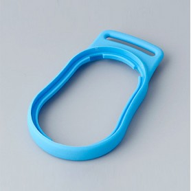 B9002305 / Anillo intermedio DS - SEBS (TPE) - blue