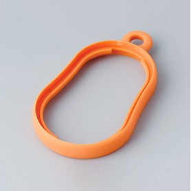 B9002353 / Anillo intermedio DS - SEBS (TPE) - orange