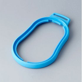 B9006305 / Anillo intermedio DL - SEBS (TPE) - blue