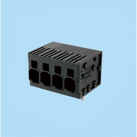 BC0177-86XX / Front Entry Screwless PCB terminal block - 3.50 / 5.08 / 6.35 mm