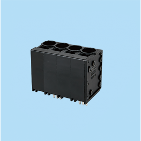 BC0177-08XX / Front Entry Screwless PCB terminal block - 3.50 / 5.08 / 6.35 mm
