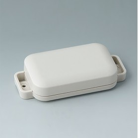 C3204107 / EASYTEC 80 - ASA+PC-FR (UL 94 V-0) - off-white RAL 9002 - 101x50x22mm - IP 65 opt. -  IP 40